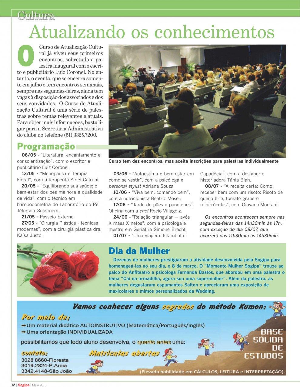 Edição Nº 39 - Maio 2013