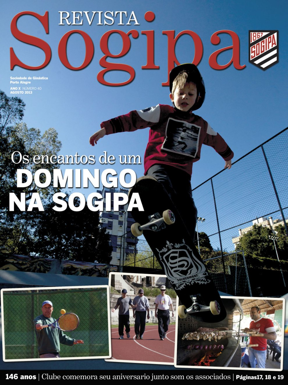 Edição Nº 40 - Agosto 2013