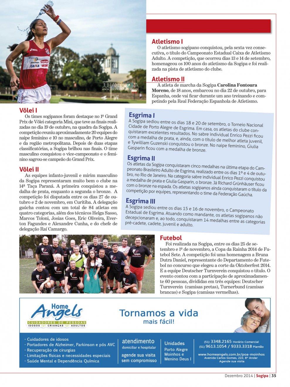 Edição Nº 44 - Dezembro 2014