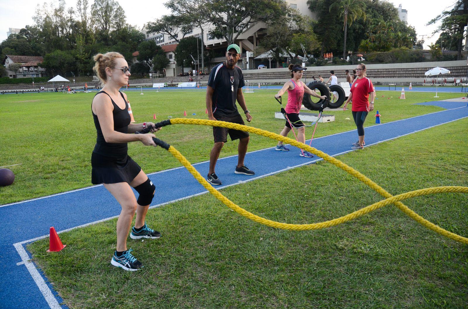 Athletic Training também não para durante o verão