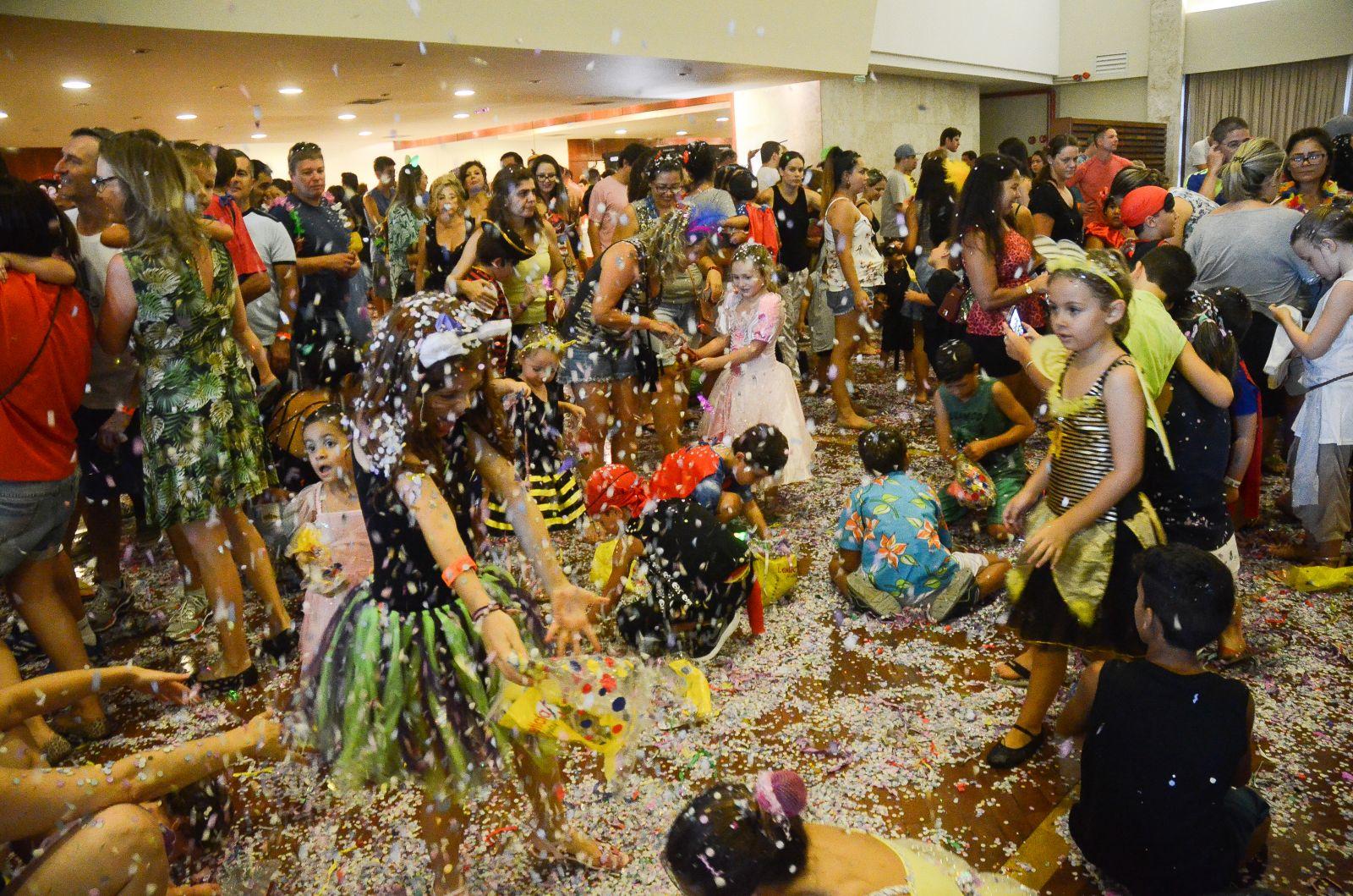 Folia será grande no Salão de Festas e Eventos