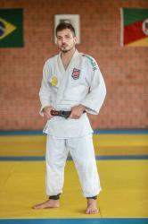 Daniel Cargnin - Judô (66kg).