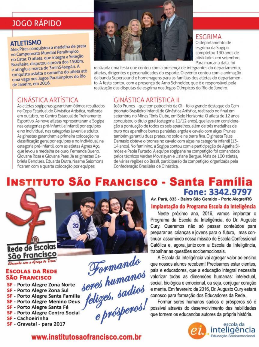 Edição Nº 47 - Dezembro de 2015