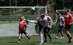 Em um sábado cheio de emoções, Turnverien garante o título da Copa 150 Anos de Futebol Máster