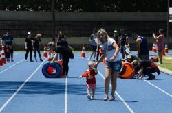 Com os Sogincríveis, Corrida Kids encantou pais e crianças em tarde de sol na Sogipa. Confira as fotos do evento