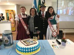 Departamento de bávaros comemora a passagem do seu 115º aniversário de atividades