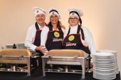 Promovido pela pasta cívico-cultural, Jantar das Confrarias celebrou amizade e gastronomia sogipana
