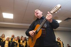 Mais de 500 pessoas de todo o RS prestigiaram mais uma edição do Encontro de Coros da Sogipa