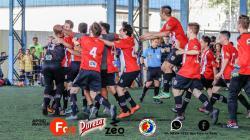 Equipe sub-17 de soccer society é campeã da Copa Sul 2018