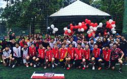 Equipe sub-17 de futebol society da Sogipa é tricampeã da Champions Future