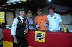 Oktoberfest reúne milhares de pessoas no Parque São João
