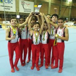 Sogipa conquista grandes resultados em Campeonato Brasileiro Pré-infantil e Juvenil de Ginástica Artística