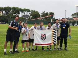 Equipe de punhobol juvenil feminino é campeã do Campeonato Brasileiro Mirim e Juvenil