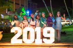 Sogipa antecipa o Feliz 2019 com festa nas piscinas
