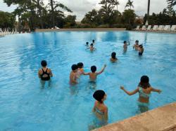 Esporte Verão chega ao fim nesta sexta-feira. Durante o mês de janeiro, mais de 320 crianças se divertiram e aprenderam no projeto