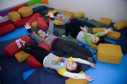 Atividades do Projeto Criança se iniciam no dia 28 de fevereiro. As matrículas para fraldinhas, pré-escola e contraturno escolar seguem abertas