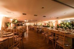 Salão Hannover Baviera Turner & Deck