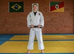 Mayra Aguiar - Judô (78kg).