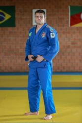 Rafael Macedo - Judô (90kg).