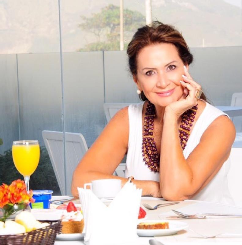 Novos rumos > Ieda Wobeto, finalista do Big Brother Brasil, vem à Sogipa lançar sua nova marca comercial