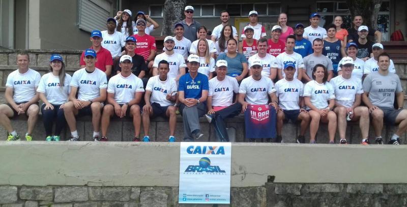 Compartilhando conhecimento > Com Katsuhico Nakaya, Clínica de Treinamento de Velocidade contou com a participação de diversos departamentos do clube