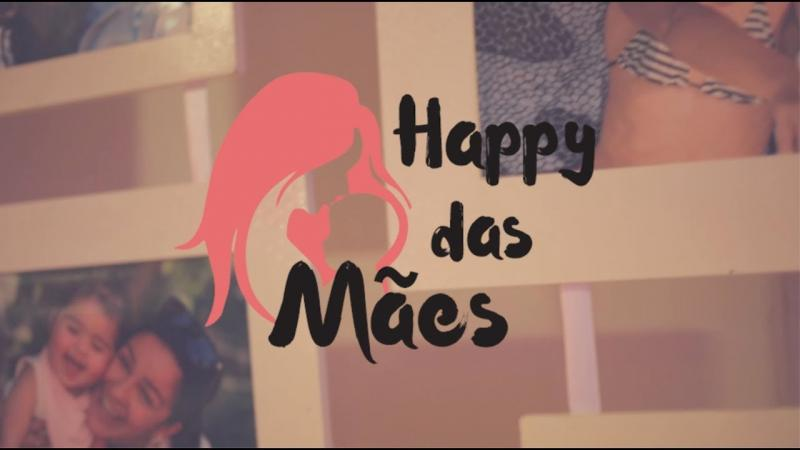 Happy das Mães >