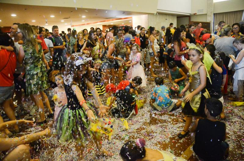 Ainda há folia » Convites para o Carnaval Infantil da Sogipa seguem à disposição na Secretaria Administrativa. Para atrair mais sócios, festa ocorre em março