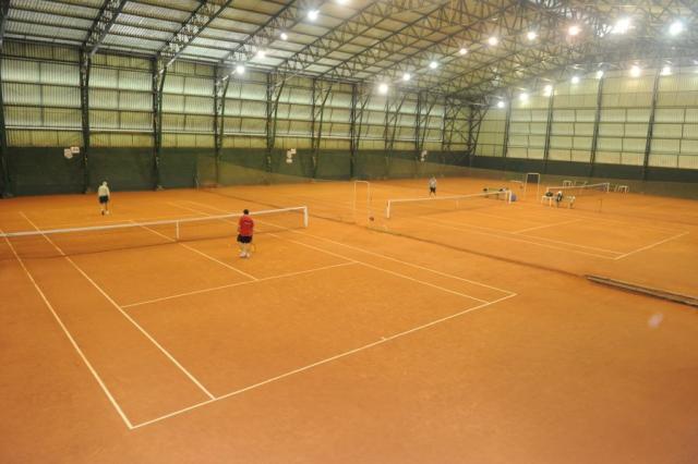 Sogipa fará a manutenção da quadra de tênis número 8 a partir desta segunda-feira