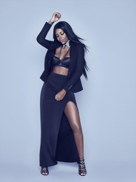 Show de Ludmilla, a estrela pop do Brasil, ocorre hoje no Salão de Festas e Eventos. Ainda há ingressos à venda