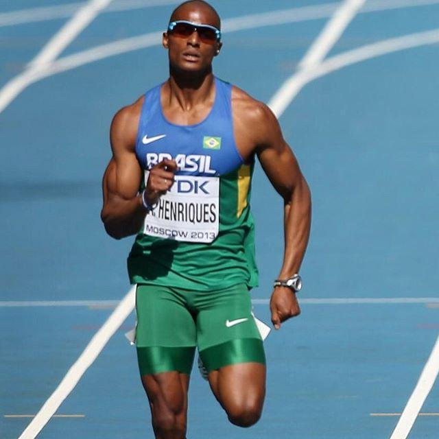 Anderson Henriques corre pela Sogipa e pelo Brasil neste final de semana em Londres
