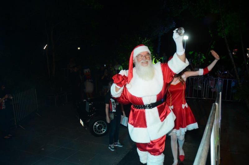 ÉPOCA MÁGICA » Neste domingo, Sogipa recebe o Natal Iluminado para trazer a magia natalina ao clube