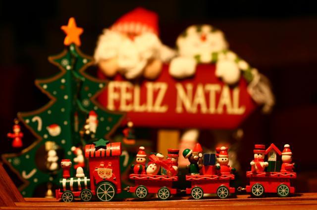 Hora do Conto de dezembro traz histórias com temáticas de Natal e Ano Novo