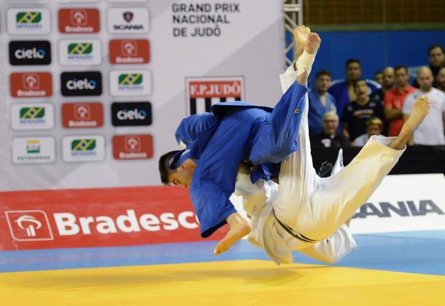 Valendo vaga na seleção brasileira de judô em 2018, Seletiva Olímpica Tóquio 2020 - Etapa II ocorre nesta terça-feira. Lutas começam às 10h