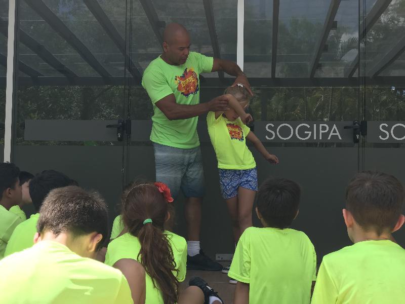 TÁ BOM DEMAIS! » Sogipa divulga a programação da quarta semana do Esporte Verão. Confira as fotos!