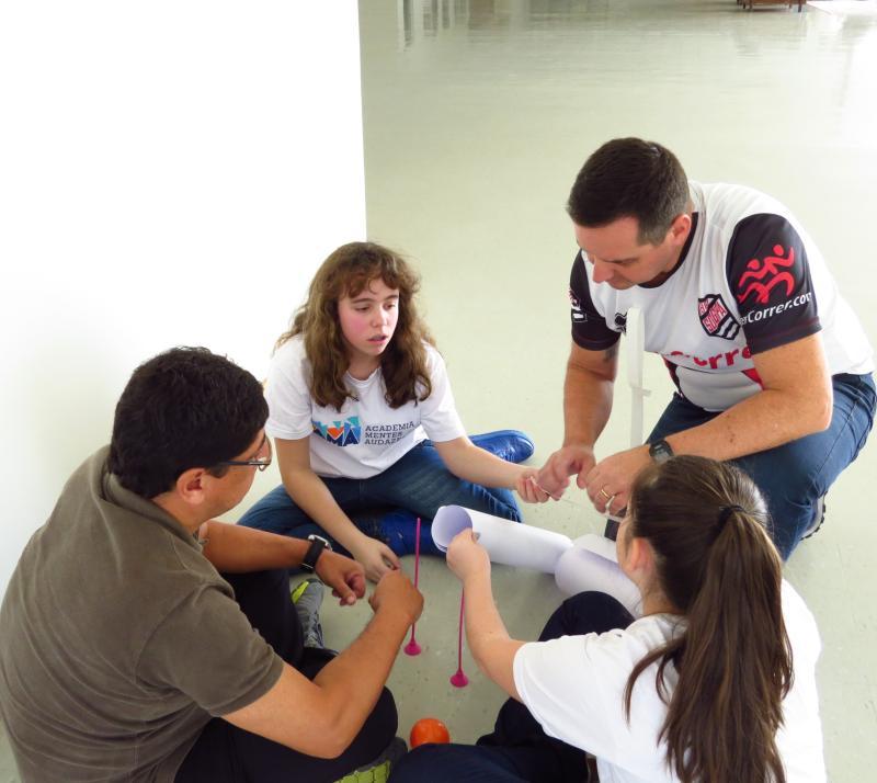 Sábado especial! » Academia Mentes Audazes promove atividade especial de degustação na Sogipa voltada para crianças entre 12 e 14 anos. Inscrições seguem abertas