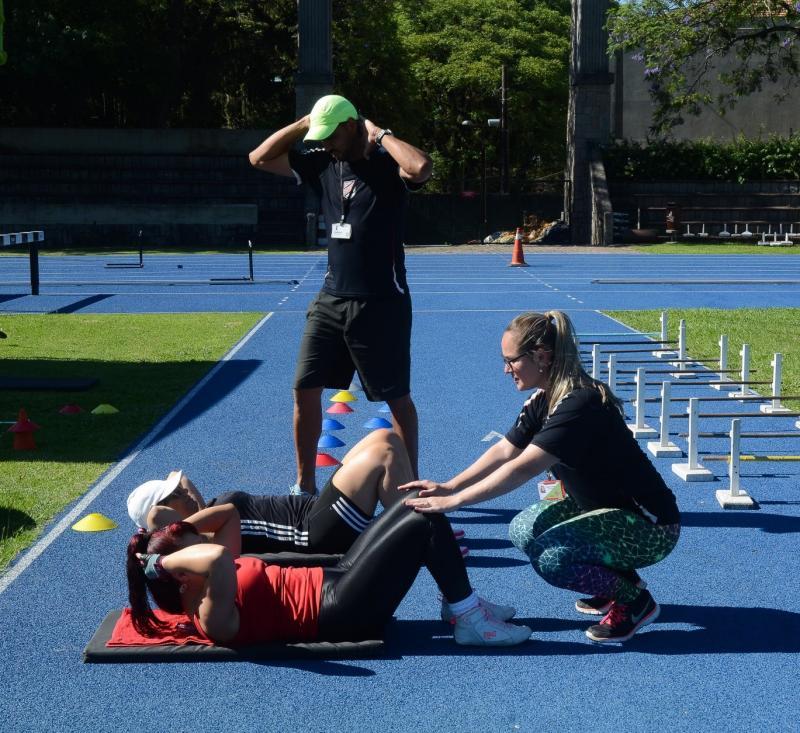 Tem vaga! » Athletic trainning tem novos horários. Modalidade é gratuita para associados