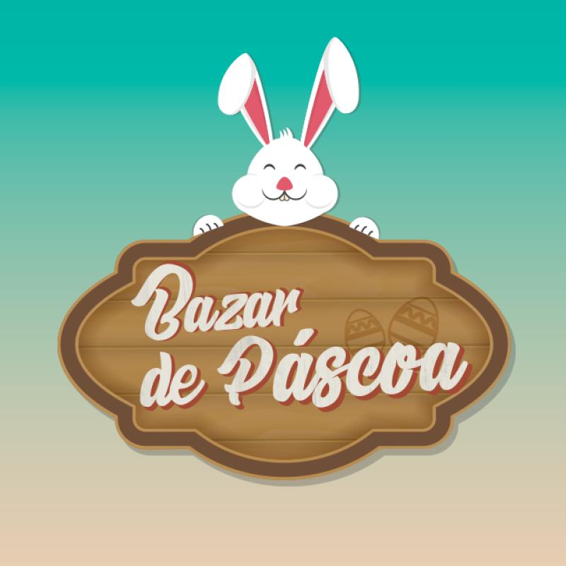 Bazar de Páscoa >