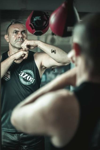 Aimoré Goulart é o responsável técnico pelo boxe na Sogipa