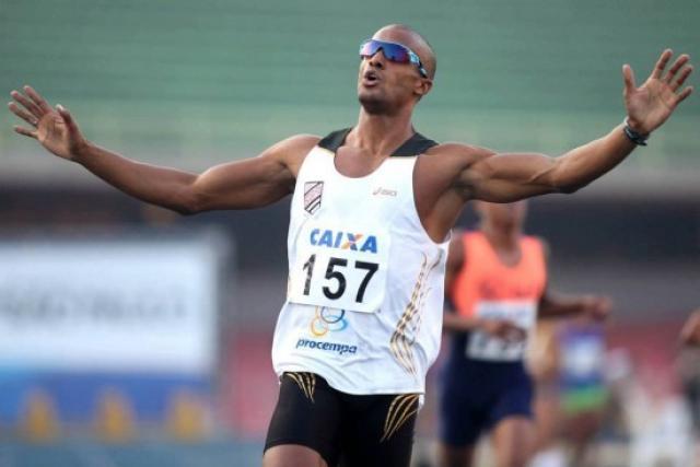 Anderson Henriques conquistou três medalhas de ouro