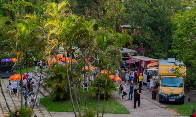 Ano passado evento lotou a área jardinada da Sogipa