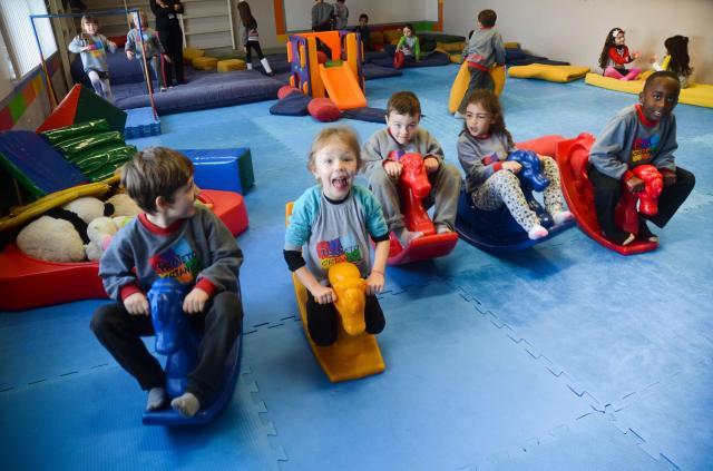 Brincando nas Férias utilizará infraestrutura da Sogipa, inclusive as salas do Projeto Criança