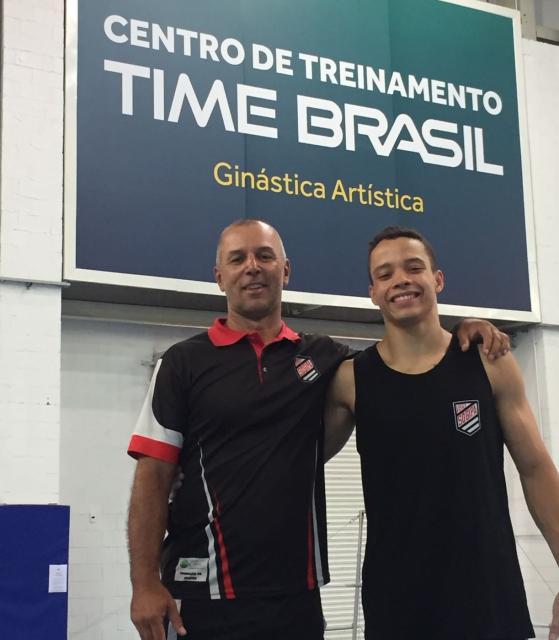 Caballero e Tomas integrarão a seleção brasileira em competição na Alemanha