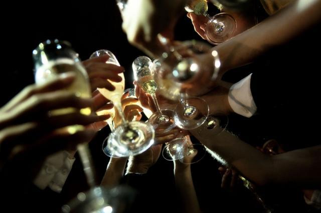 Cavalleri servirá espumantes e vinhos durante a noite inteira