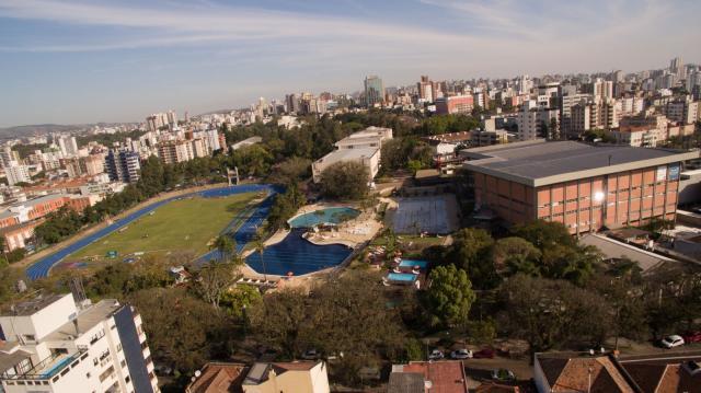 Clube tem uma das melhores infraestruturas esportivas e de eventos do Brasil
