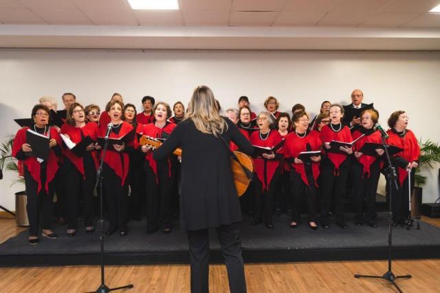 Coral da Sogipa promove Domingueira Musical.