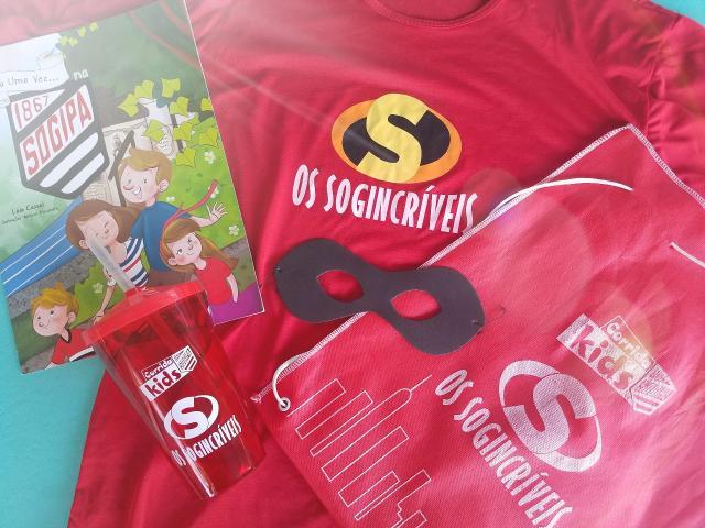Crianças entre 0 e 2 anos poderão participar da Corrida Kids da Sogipa