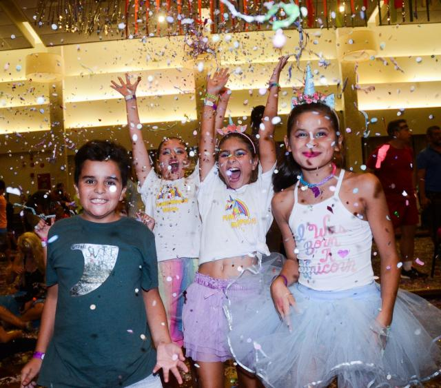 Crianças ganharão a companhia de familiares e amigos na alegria no Carnaval