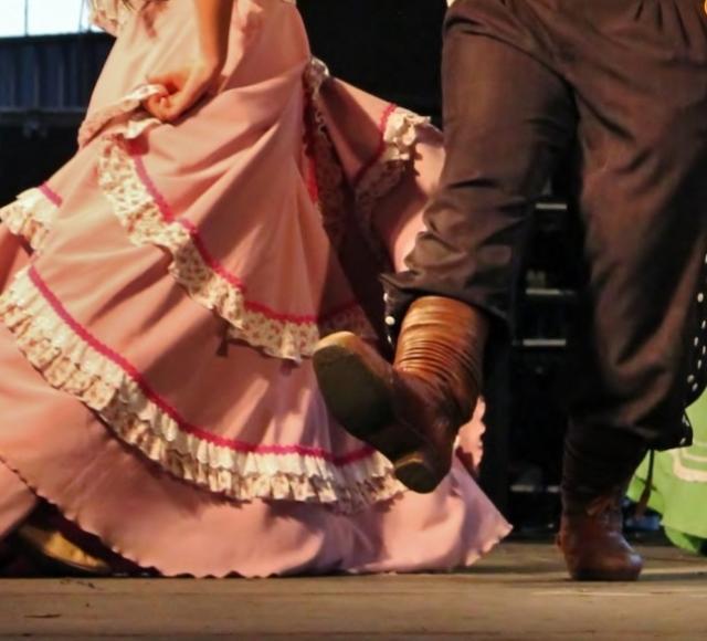 Danças gaúchas, entre outras, serão apresentadas no evento