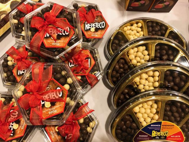 Decacau oferece grande variedade de chocolates em Feira realizada na Sogipa