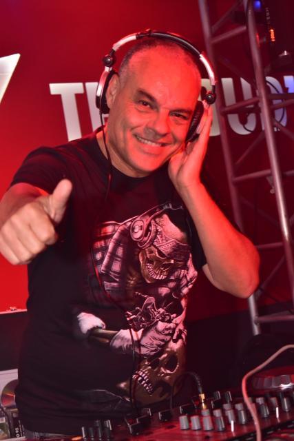 DJ Beto Silveira será uma das atrações da festa